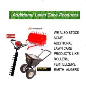Lawn Care & Equipment
